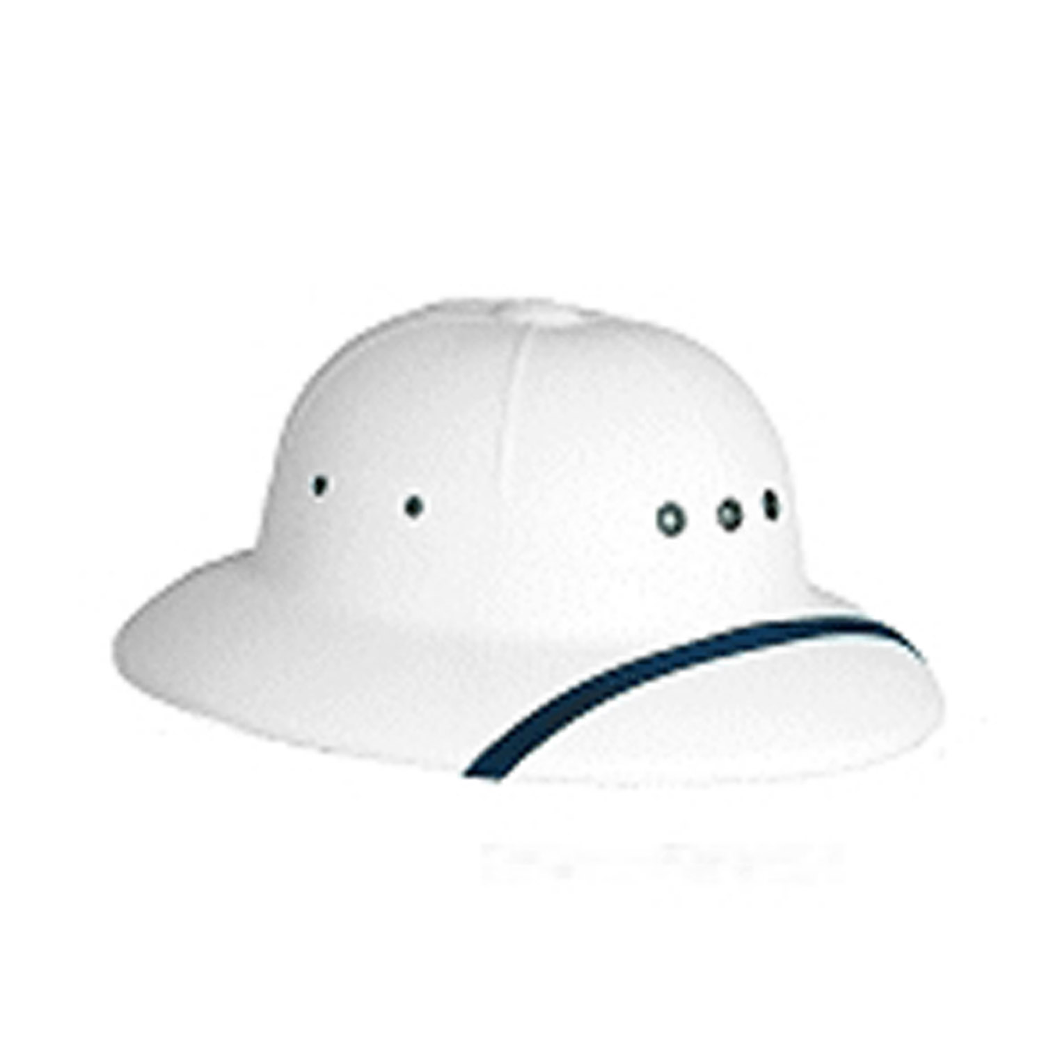 Plastic Sun Helmet for Letter Carriers and Motor Vehicle Service Operators 0059128a517
