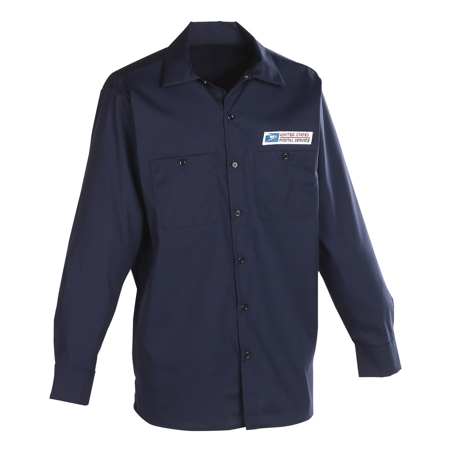 Postal Uniform Shirt Poplin Long Sleeve For Mailhandler A